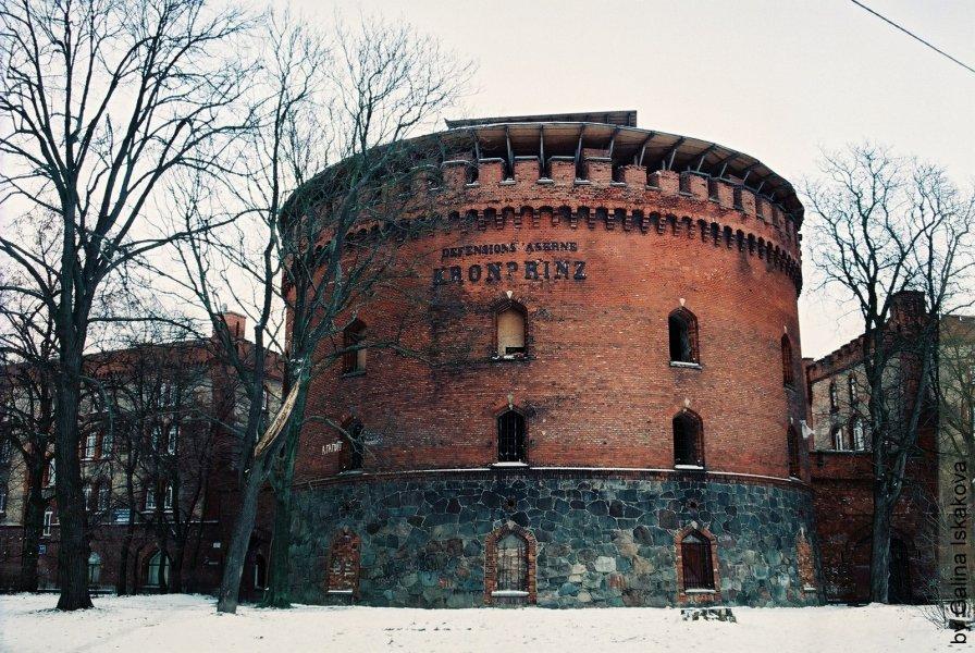 Подземелья и форты Калининграда