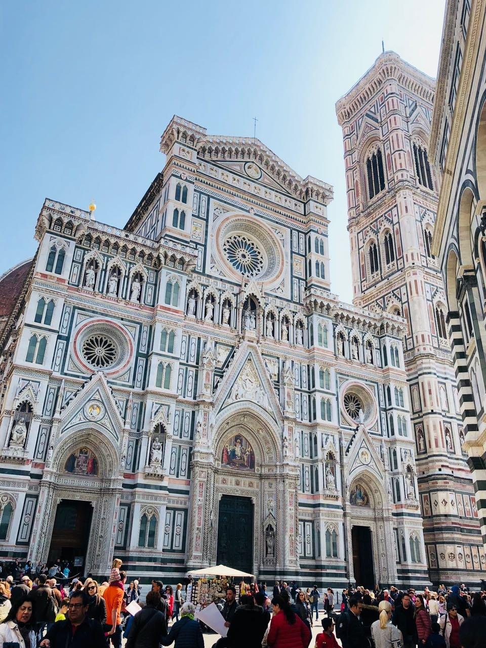 «Флоренция» в переводе значит «цветущая и процветающая»