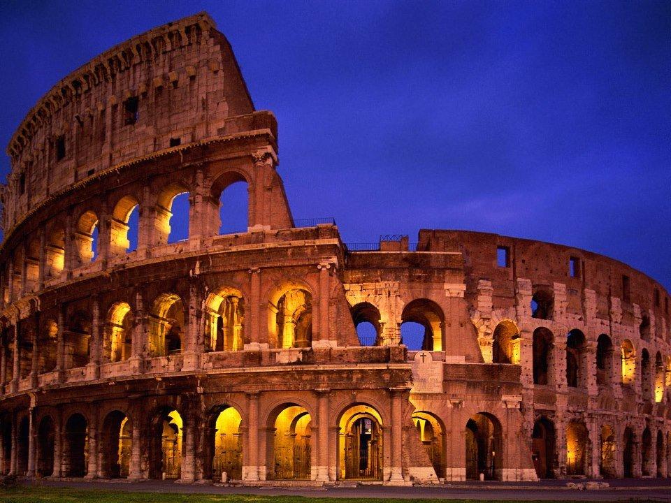 «Вечерний Рим на машине». Обзорная экскурсия