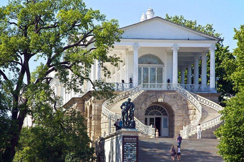 Царское Село. Резиденция российских императоров