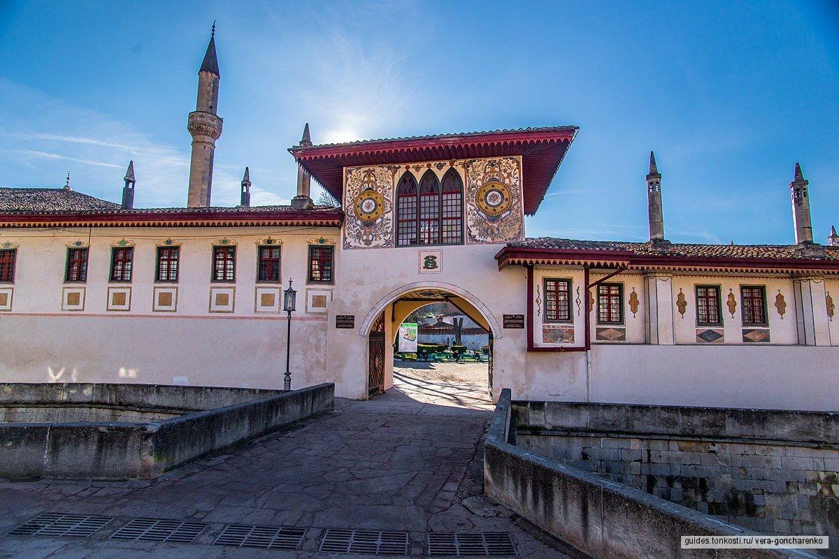 Бахчисарай — столица Крымского ханства