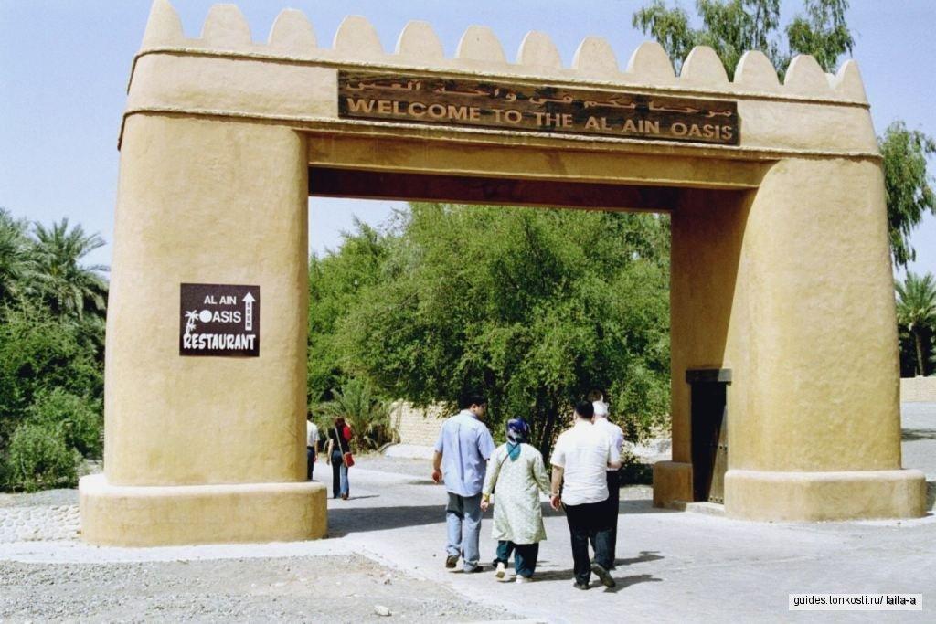 Оазис Аль-Айн — памятник исторического наследия, приоткрывающий дверь в прошлое