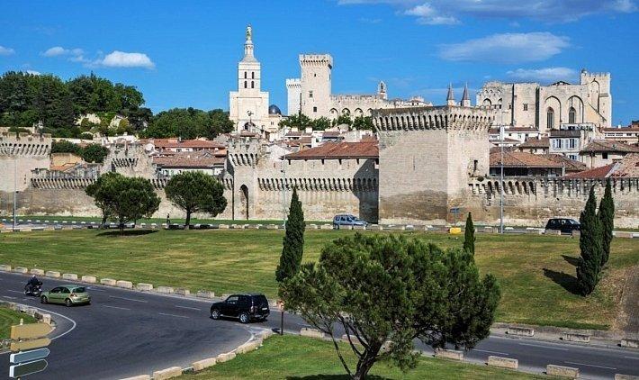 Авиньон — город римских пап, второй Ватикан