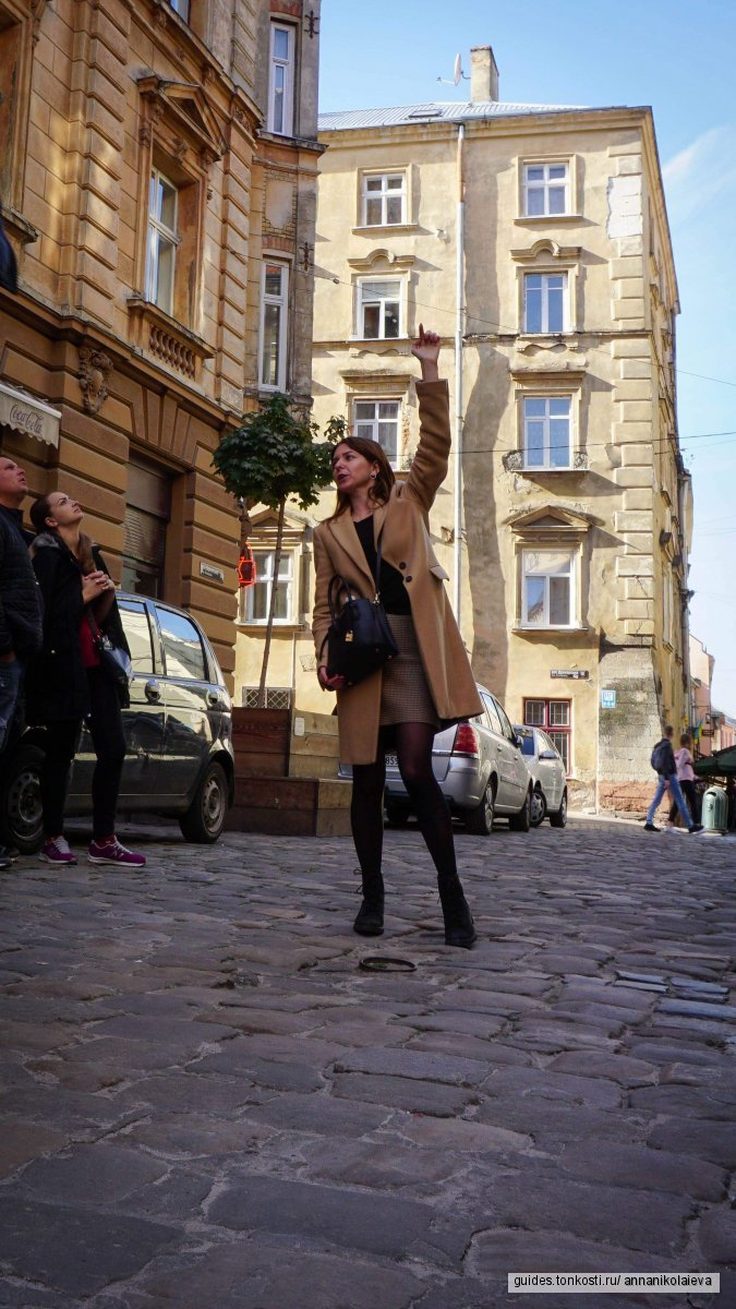 Историческая прогулка по Старому городу