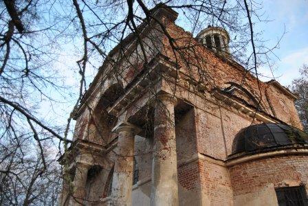 Прямухино, Борзыни, Горницы — секта Свидетелей Горниц