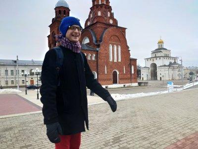Стольный град Владимир