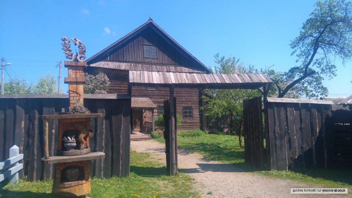 Заславль — город древний