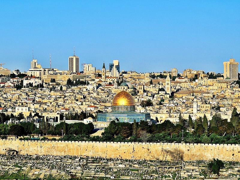 Иерусалим Святой и многогранный
