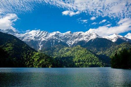 Обзорная экскурсия на озеро Рица в Абхазии