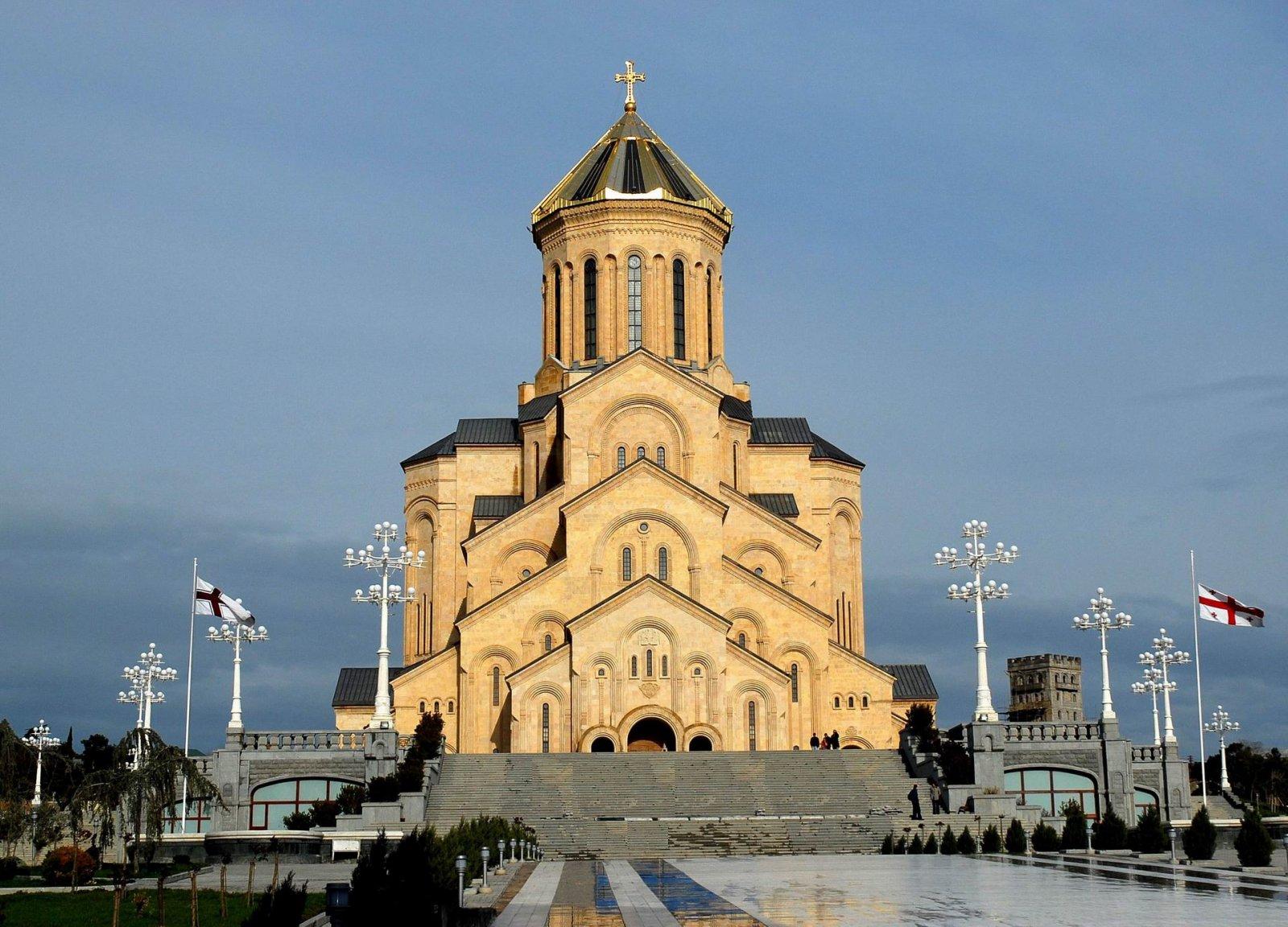 Индивидуальная обзорная по Тбилиси