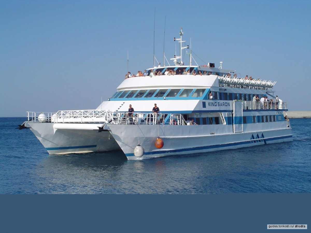 Морское путешествие на остров Сими