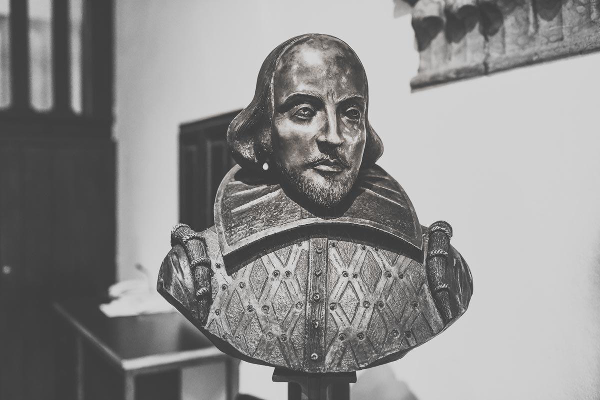 Встреча с влюблёнными Шекспира