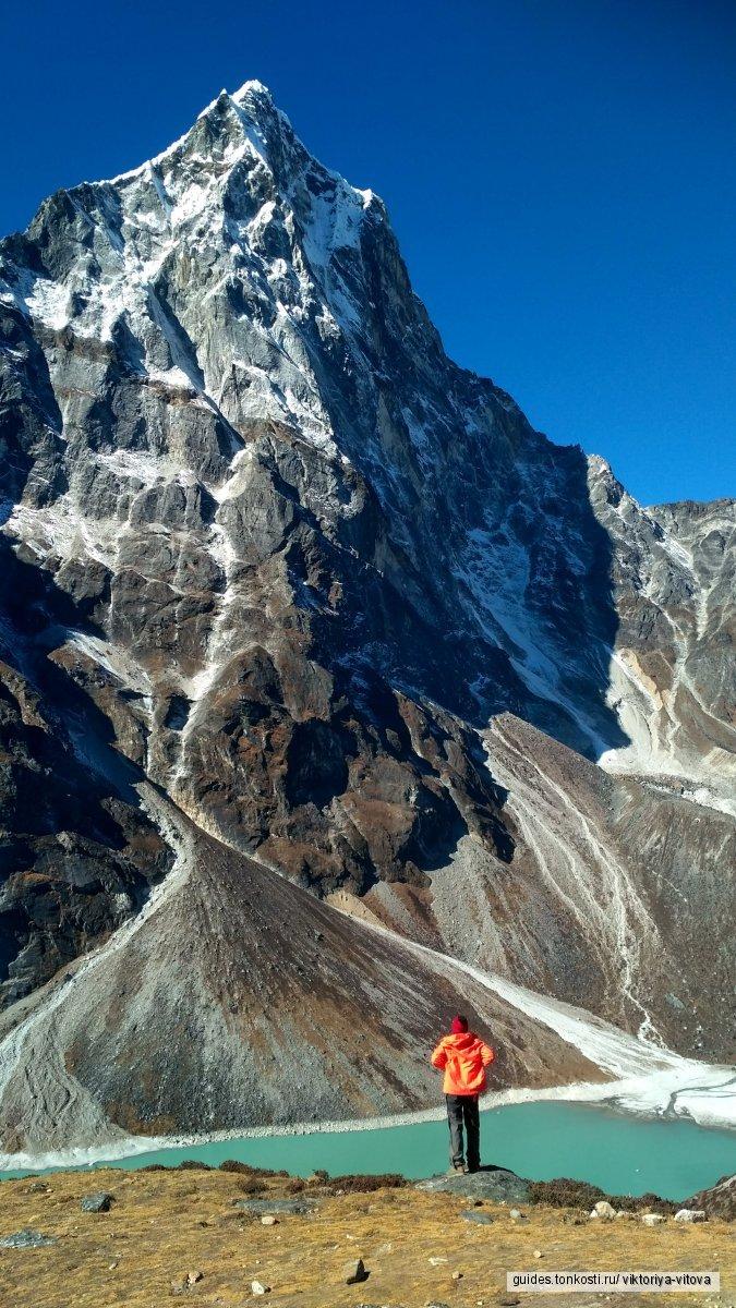 Базовый лагерь Эвереста и озёра Гокио