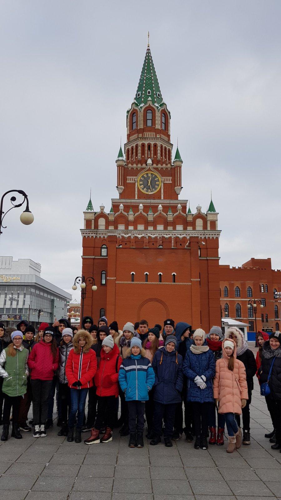 «Красный город на Кокшаге». Йошкар-Ола из Казани.
