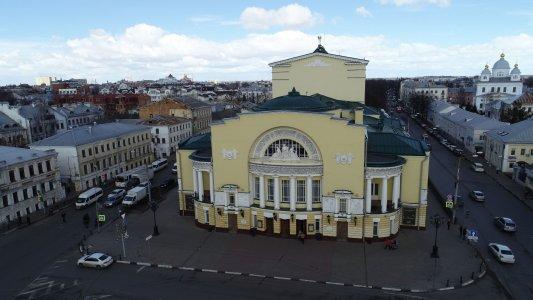 Столица Золотого Кольца