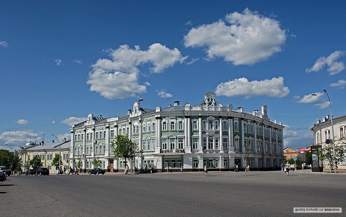 Здесь русский дух в веках произошел