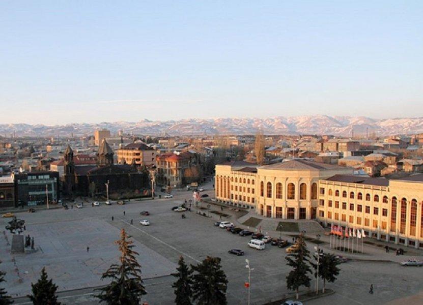 Экскурсия в самый колоритный город Армении!