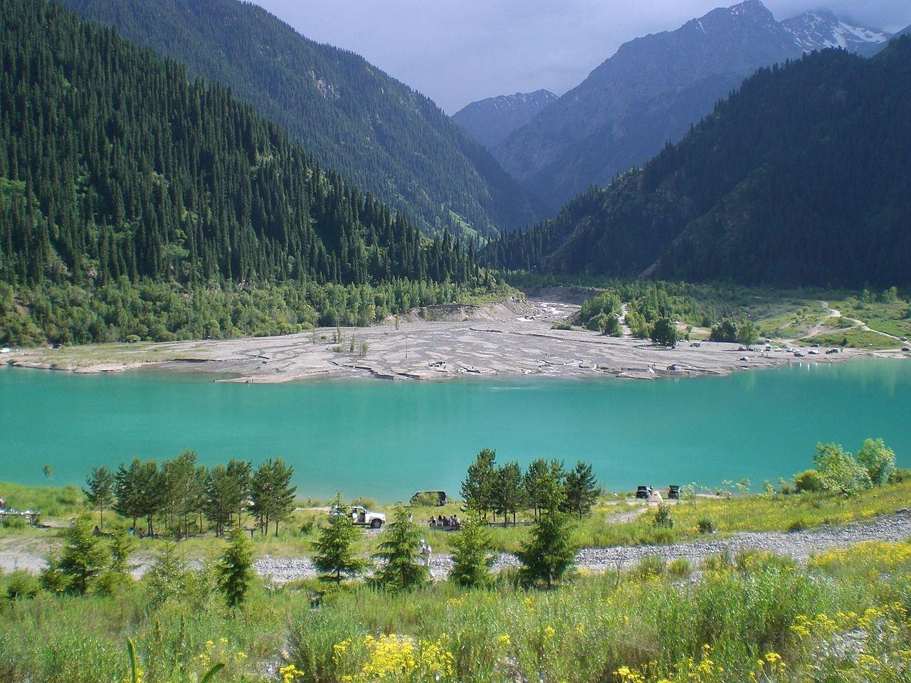 Озеро Иссык и музей Золотого человека