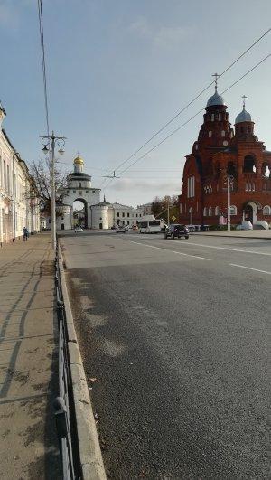 Владимир — первая столица Северо-Восточной Руси