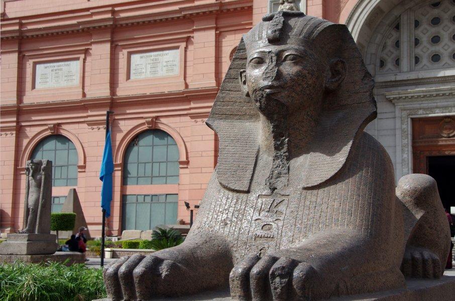 Каир самолётом