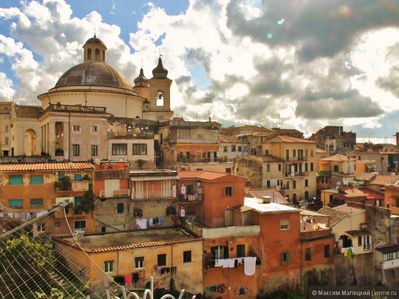 Дегустация вин на винодельне и прогулка по окрестностям Рима