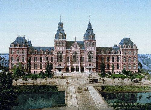 Государственный музей Рэйксмузеум