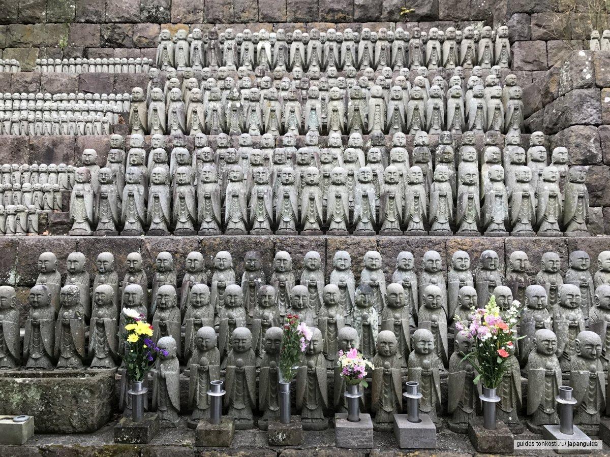 Камакура — столица средневековой Японии + Иокогама