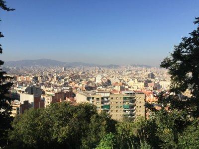 Один день в Барселоне