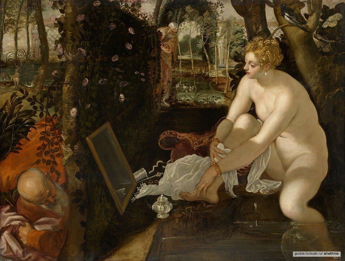 Красота в искусстве. Экскурсия по венскому Музею истории искусства
