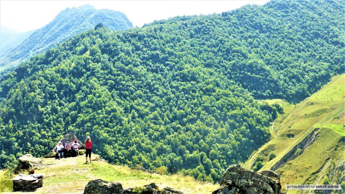 Грузия — по горам на внедорожнике! «Легенды Хевсурети и Тушети»