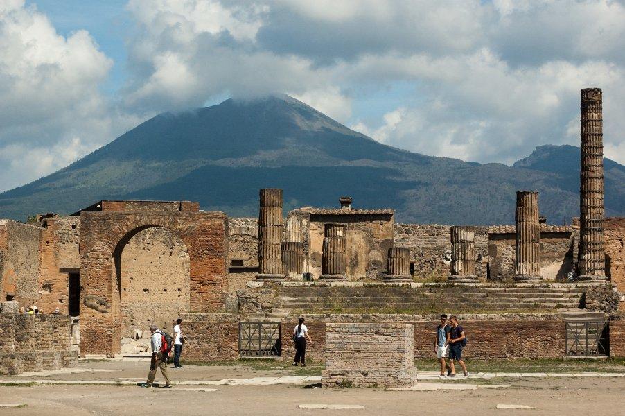 Помпеи — ожившая история
