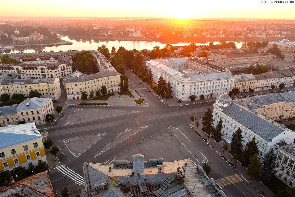 Тверь-городок, Петербурга уголок