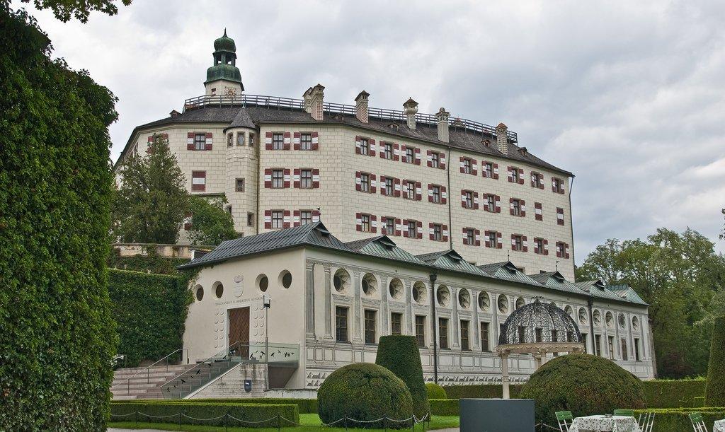 Музей Schloss Ambras