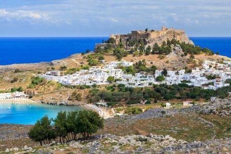 Все достопримечательности острова Родос — история, природа,традиции и современность
