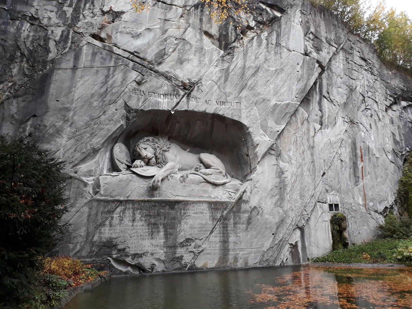 Экскурсия из Милана в Люцерн