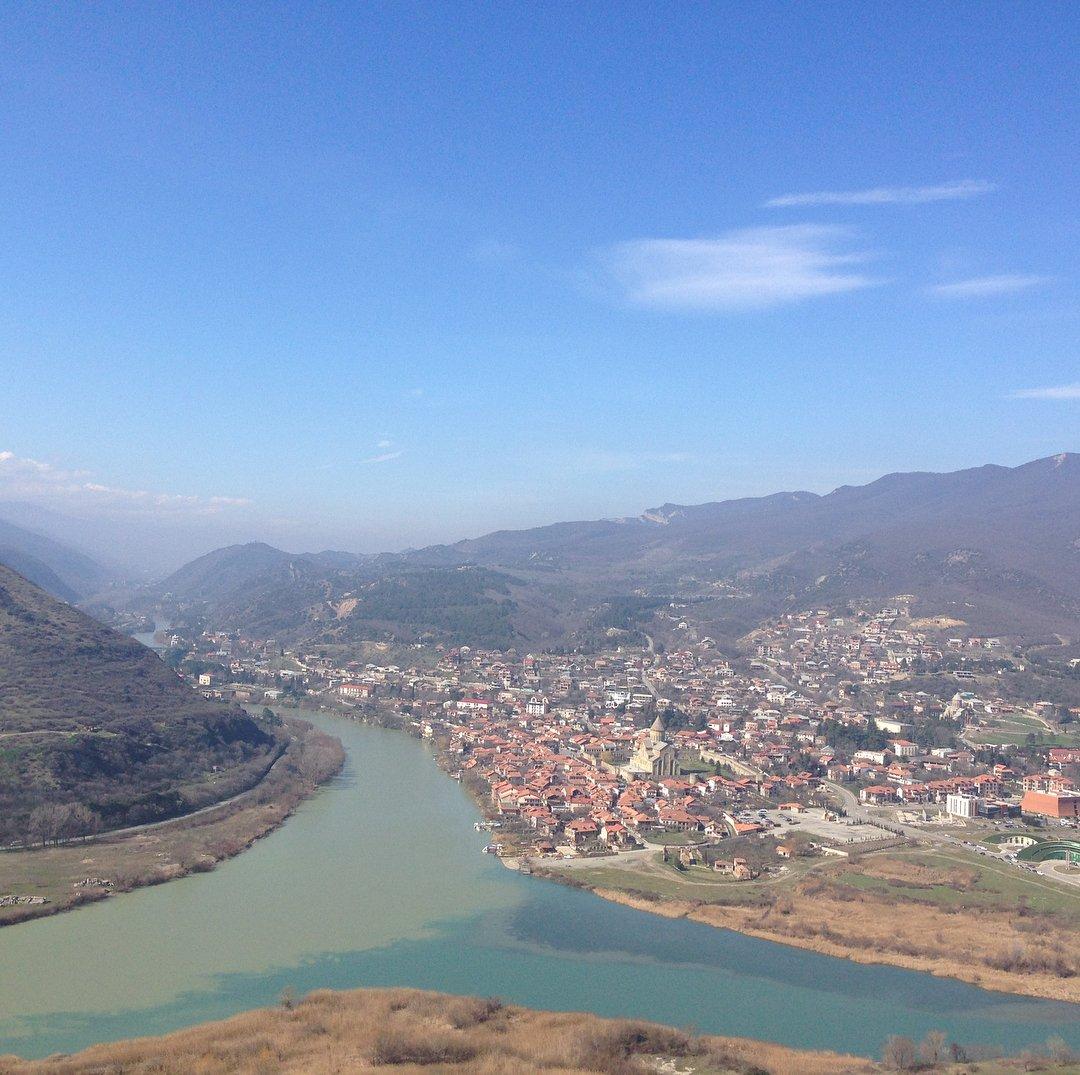 Тбилиси и Мцхета в один день — древняя и современная столицы Грузии