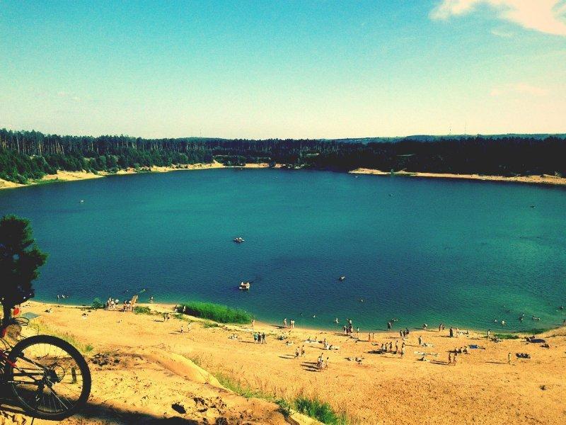 Лучшие озера Казани