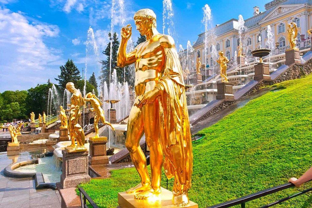 Комплексная экскурсия по пригородам Санкт-Петербурга