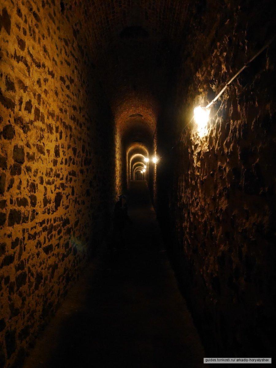 Тайны крепости Вышеград