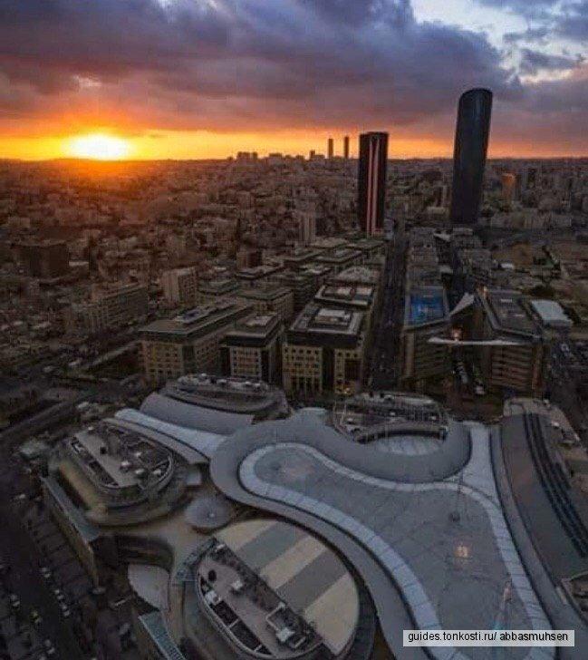 Амман: интригующая столица королевства