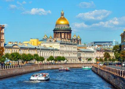 Любовь моя, Петербург!... (дневная экскурсия)
