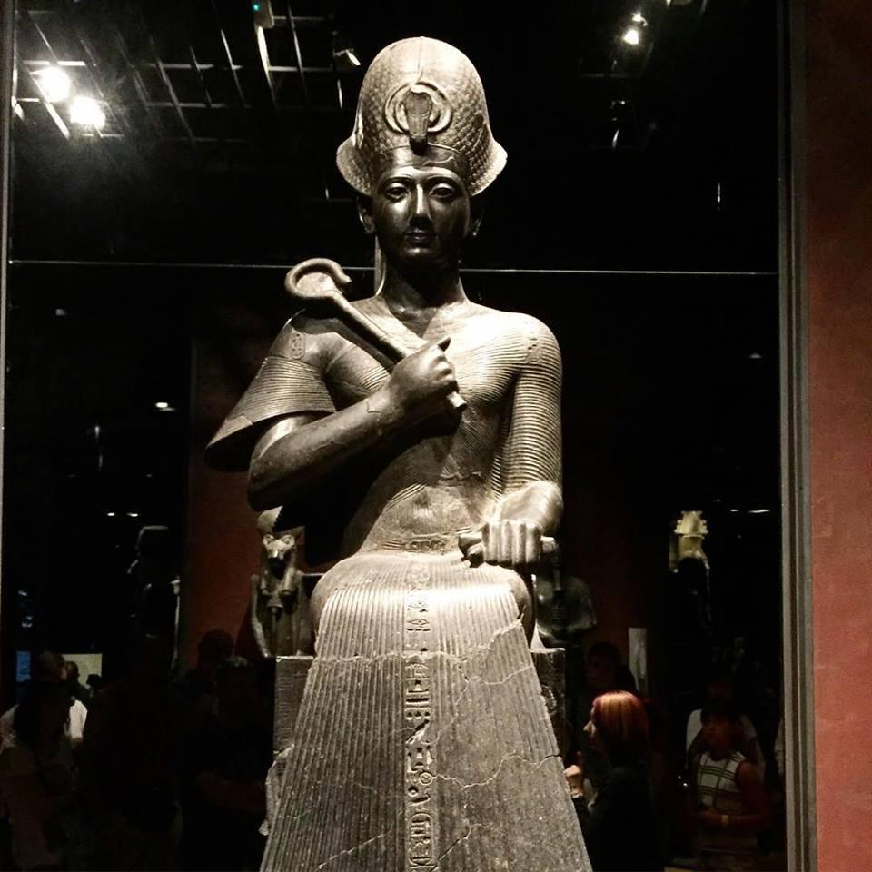 Экскурсия в Египетский музей