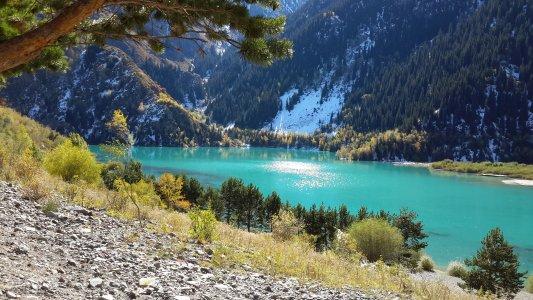 Озеро Иссык и государственный Алматинский заповедник