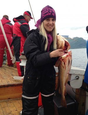 Норвежская рыбалка круглый год