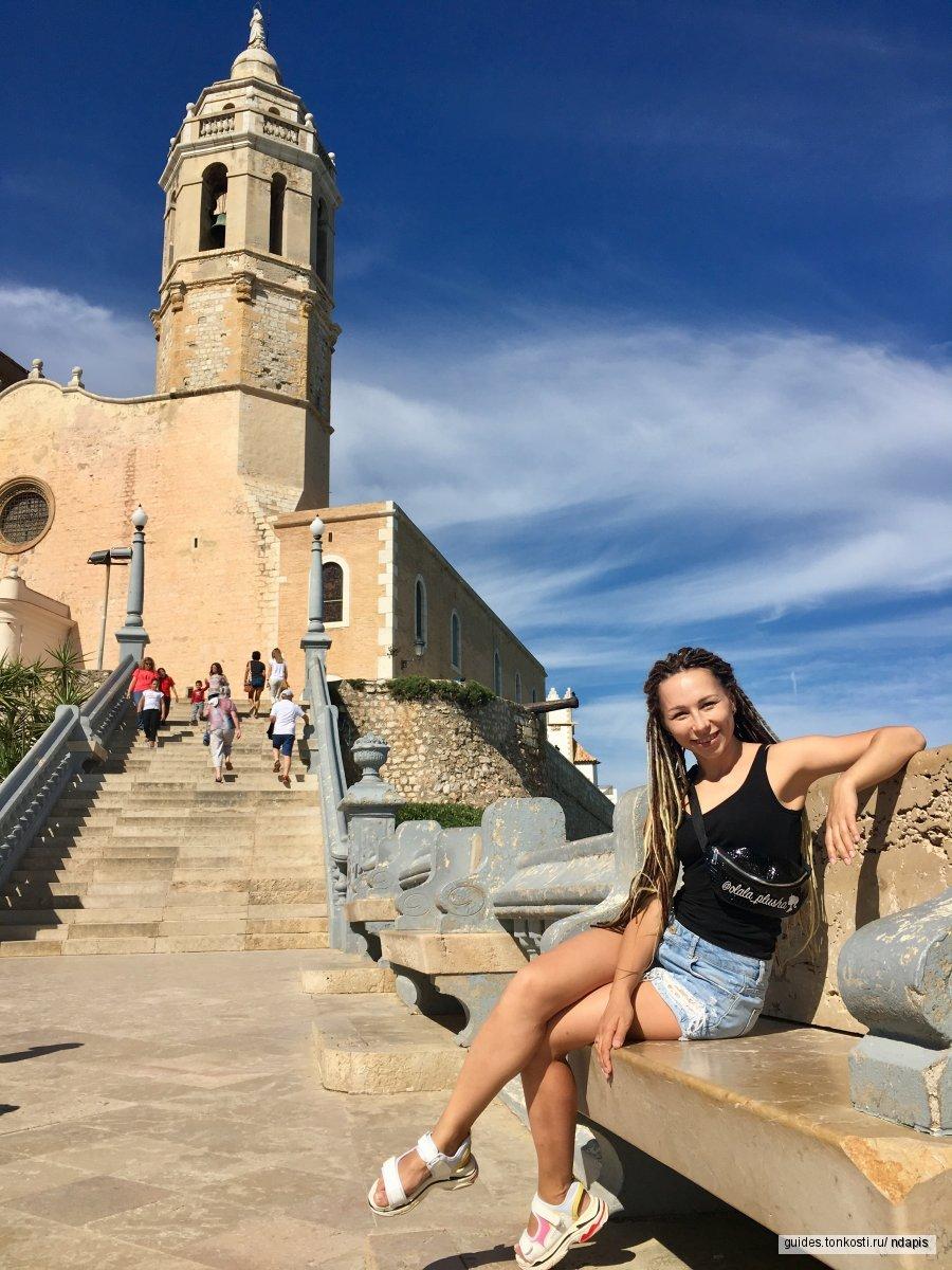 Римская Таррагона, радужный Ситжес, бодеги Гуэль в Гаррафе. Фотоэкскурсия