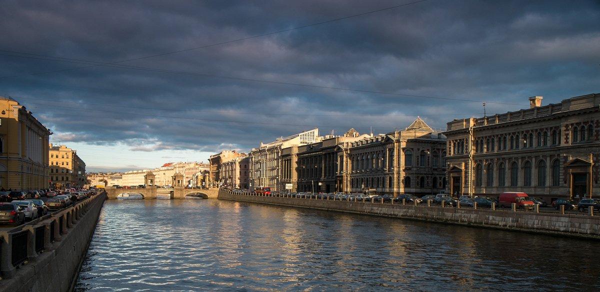 Серебряный век в Петербурге