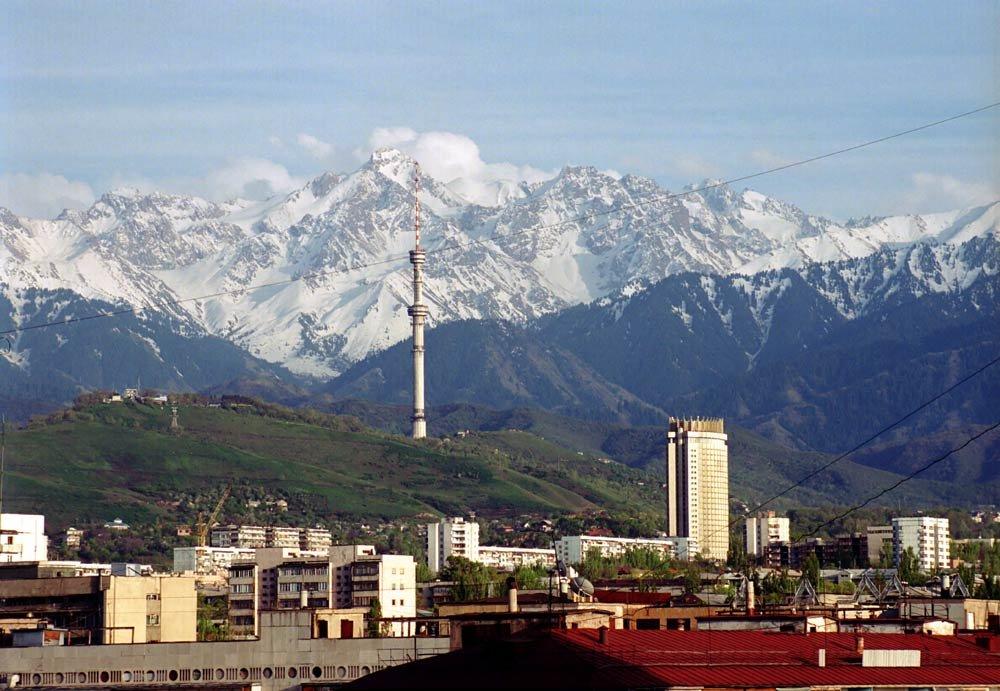 Гранд-тур по южной столице Алматы