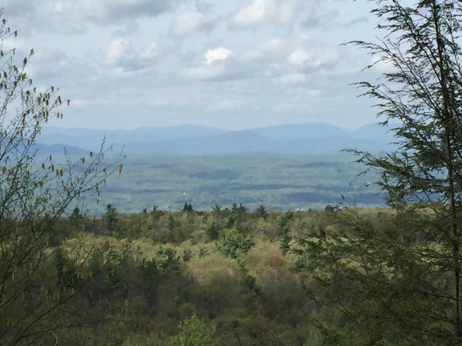 Национальный парк Миневаска. Озеро Маратанза