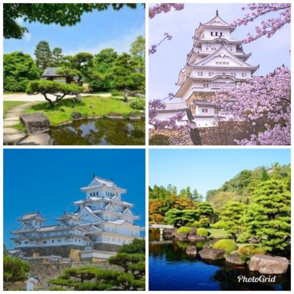 Химедзи — замок белой цапли