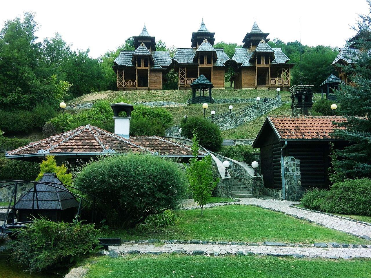 Большой тур по Сербии